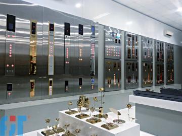 CTY TNHH Fujitech | Cung cấp thiết bị linh kiện thang máy chính hãng