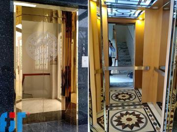 Bảo trì thang máy chính hãng