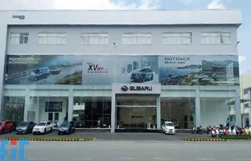 Showroom xe SUBARU Tân Thuận