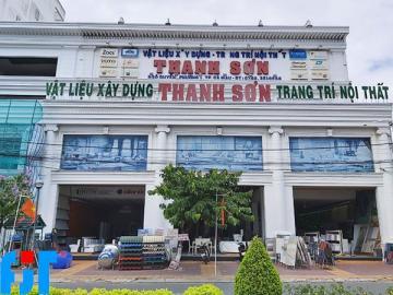 Showroom VLXD Thanh Sơn, TP.Cà Mau