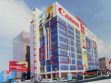 Tòa nhà Vietjet plaza Tân Bình, TPHCM