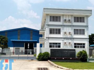 Nhà máy Daying Platics Bình Dương